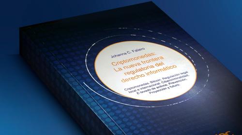 Nuevo libro de la Profesora Johanna Caterina Faliero sobre criptomonedas