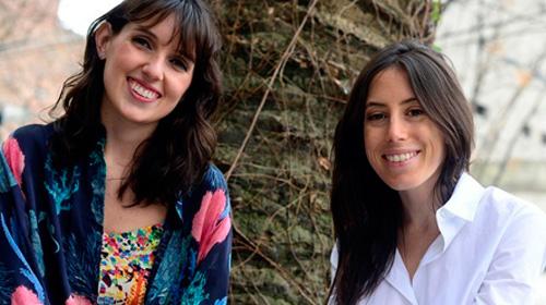 Las hijas de Benito Fernández y Ricky Sarkany, herederas millennials de la moda