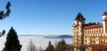 Continuá tus estudios en Suiza