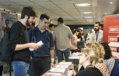 Feria de Empresas de 2017: todo un éxito