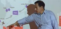 Javier Sanchez Carranza en el Ciclo de charlas de Desarrollo Profesional con los #1