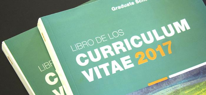 Libro de los Currículum Vitae 2017