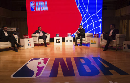 La Universidad de Palermo en el NBA Business Summit