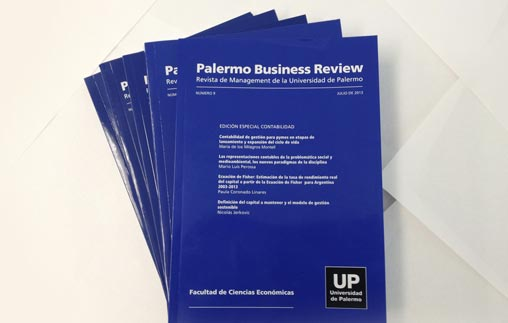 Convocatoria: Revista Palermo Business Review Nº 16