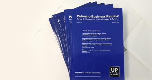 Convocatoria: Revista Palermo Business Review Nº 16