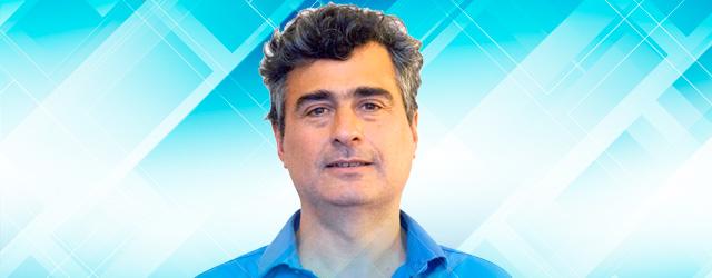 Blas Briceño en la Facultad de Ingeniería UP