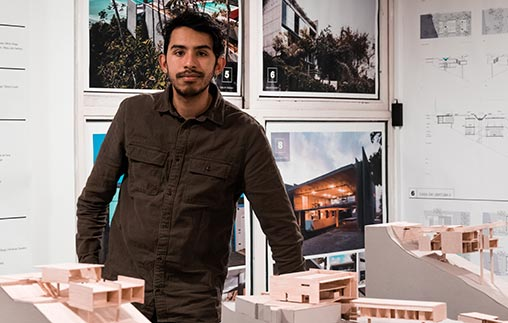 Alejandro Betancourt Torres, arquitecto de UP, distinguido en la Bienal Internacional de Arquitectura Argentina 2018