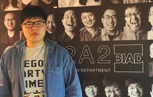 Ron Xing He, arquitecto UP, trabaja en el Beijing Institute of Architecture Design (BIAD) en China