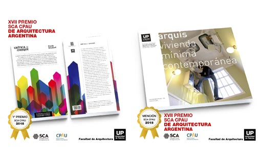 La revista Arquis fue condecorada con el XVII Premio SCA CPAU