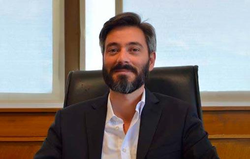 Emilio Cisterna, subsecretario de Planeamiento en Trelew, egresado de Arquitectura UP