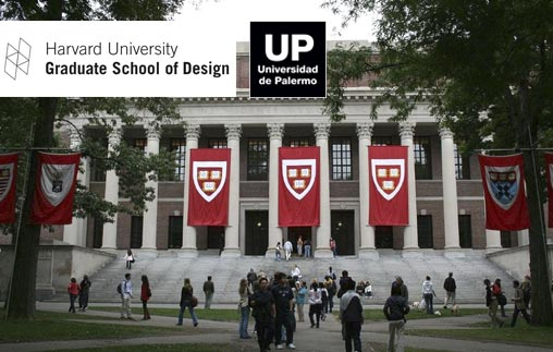 Estudiantes de Harvard University Graduate School of Design (GSD) asistieron a una clase magistral en la UP
