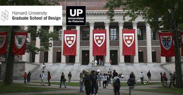 Estudiantes de Harvard University Graduate School of Design (GSD) asistieron a una clase magistral en la UP