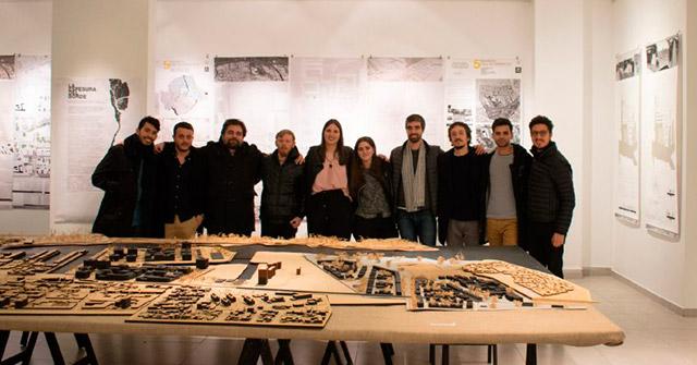 Alumnos y profesores de la carrera de Arquitectura de la UP premiados en BIAAR 2018