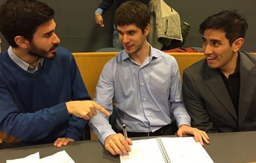 El Grupo de Estudios de Argumentación está abierto a la participación de nuevos integrantes