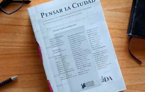 Pensar la ciudad, nuevo libro del Profesor Damián Azrak