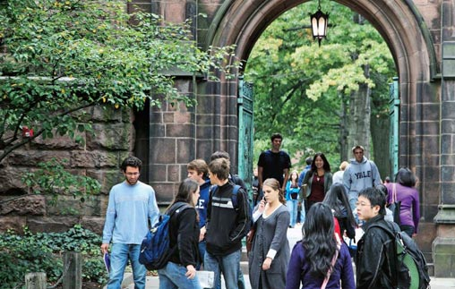 Programa de intercambio entre Yale Law School en la UP