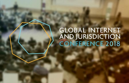 El CELE en el Internet & Jurisdiction 2018