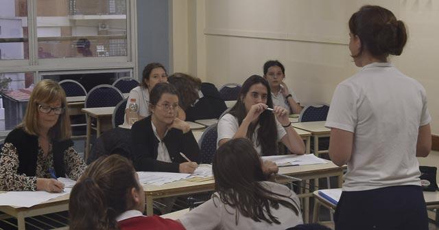 Debates interescolares en la Facultad de Derecho
