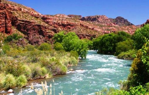 El ambiente al límite: el conflicto entre La Pampa y Mendoza por el Río Atuel
