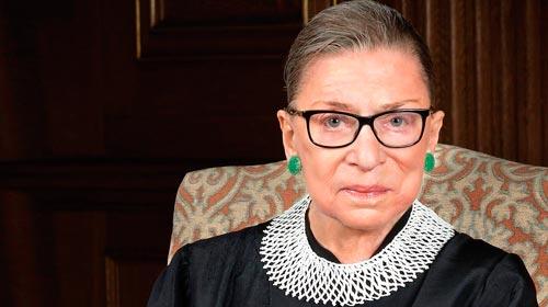 Proyección de documental sobre la vida de la jueza de la Corte Suprema Norteamericana Ruth Bader Ginsburg