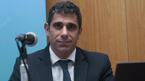 Daniel Petrone, vocal de la Cámara Federal de Casación Penal y egresado de la Maestría en Derecho