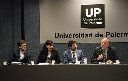 Jornada en UP sobre la responsabilidad penal de personas jurídicas y su relación con la ley penal tributaria