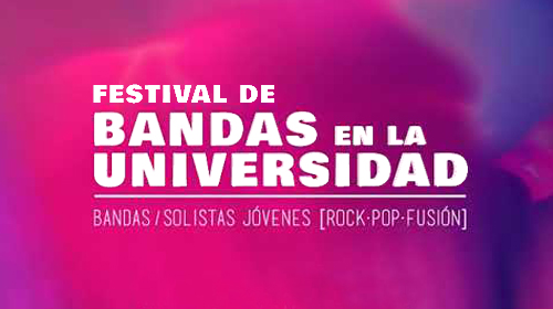 Festival de Bandas en la Universidad de Palermo