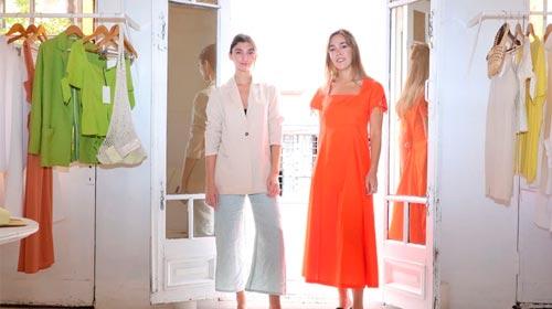 Paloma Cepeda y Francisca López León: las diseñadoras que hacen ropa inspirada en sus abuelas