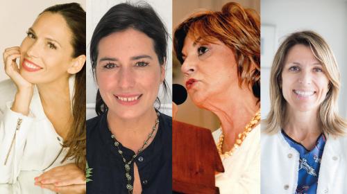 Charla abierta: Mujeres empresarias