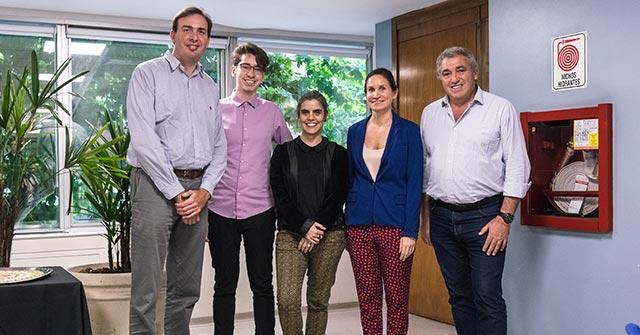 Emprendedores del CEDEX UP celebraron fin de año y compartieron sus experiencias