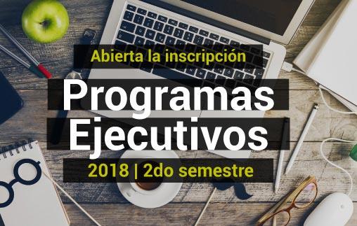 Programas Ejecutivos 2018