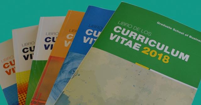 Convocatoria: Nueva edición del Libro de Currículum Vitae 2018