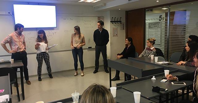 UP Talent Network, el ciclo de encuentros con profesionales del área de capital humano