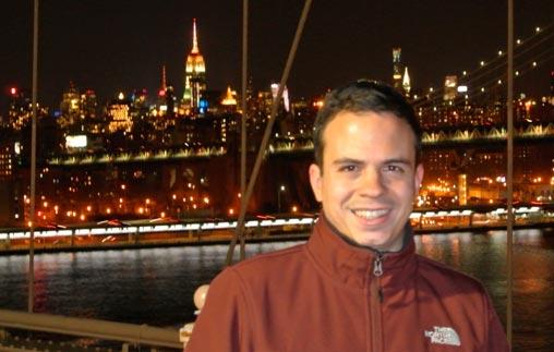 Gonzalo De Sousa, alumno del MBA de la UP y Gerente de Producto de E-commerce en Falabella Argentina