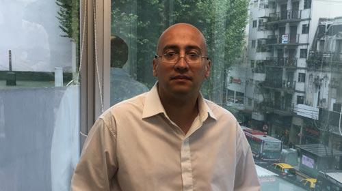 Profesor Maximiliano Korstanje, ganador del 2018 Albert Nelson Marquis Lifetime Achievement Award