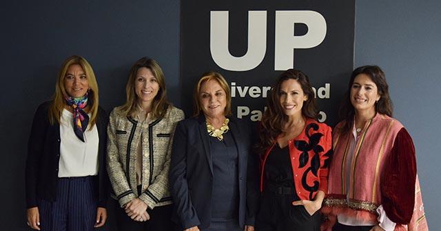 Cuatro de las mujeres más influyentes de Argentina contaron sus experiencias en la UP