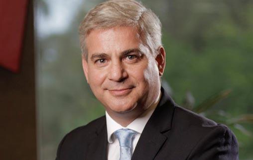 Alejandro Yapur, presidente divisional para la región sur de Latinoamérica de Arcos Dorados, McDonald's, en la UP