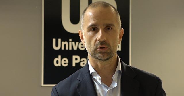 José Marcilla, CEO de Novartis, en la UP