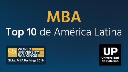 El MBA de la Universidad de Palermo entre los mejores de América Latina