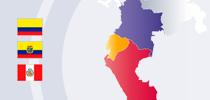 Reuniones informativas en Colombia, Ecuador y Perú