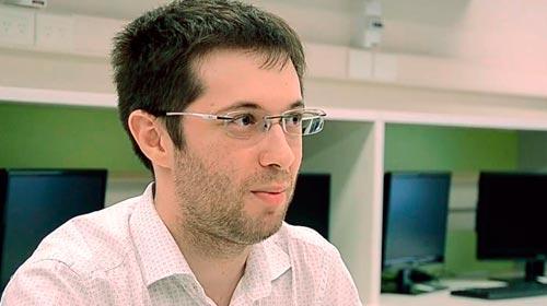 Marcelo Rabadán, Jefe de Tecnología en FAMIQ, mayor distribuidor de acero inoxidable del país