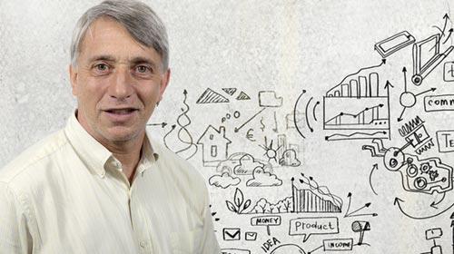 Ciclo de emprendimiento por emprendedores: Miguel Bilello en la Facultad de Ingeniería UP