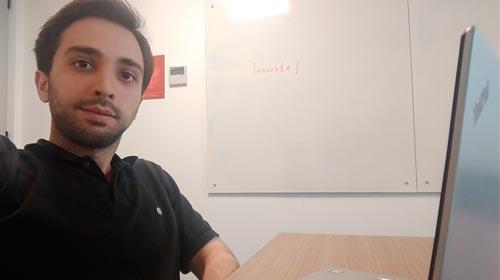 Juan Martin Pi, graduado de Informática UP, fundó una consultora en servicios de tecnología que tiene alianzas con Google, Red Hat y Odoo