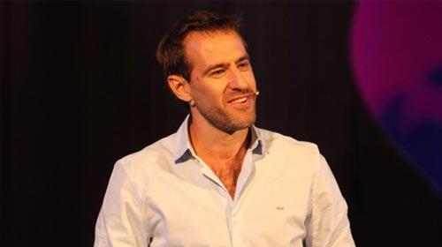 Ciclo de emprendimiento por emprendedores: Pablo Fiuza en la Facultad de Ingeniería UP