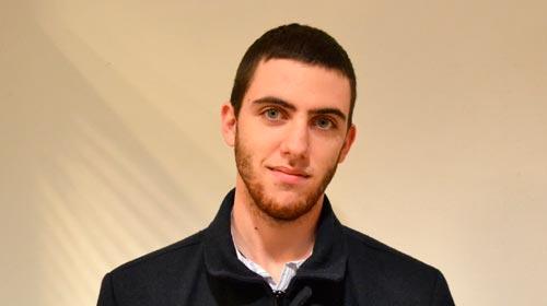 Juan Manuel Curti, alumno de la Lic. en Informática, ganó el Concurso Microsoft