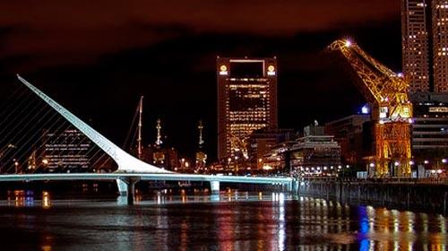 Buenos Aires, una ciudad que no duerme por el ruido