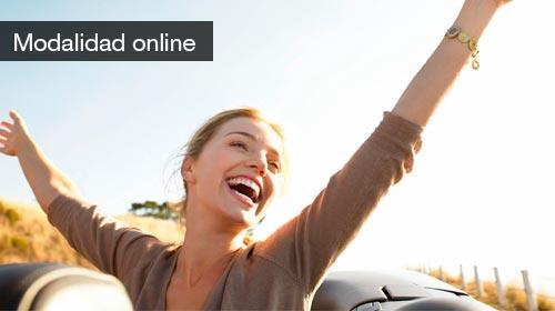 Programa de Psicología Positiva Aplicada (modalidad online)