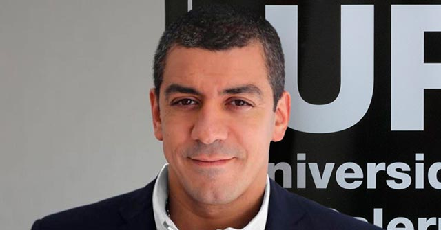 """Ser periodista deportivo se trata tanto de talento como de perseverancia"", señaló Walter Queijeiro"