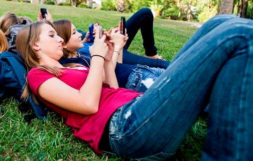 Uso y abuso de la tecnología en los adolescentes