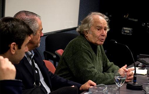"""Adolfo Pérez Esquivel: """"La paz no se regala, se construye"""""""